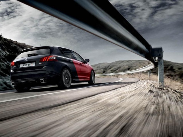 Innovations et Technologies : 308 GTi